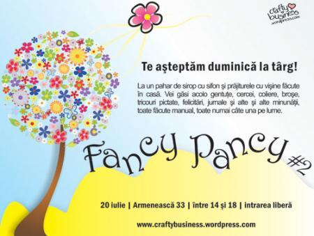 Fancy Pancy - targ lucrusoare handmade