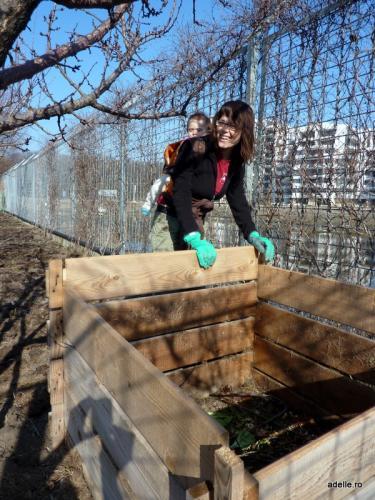 Prin gradina cu Mei Tai