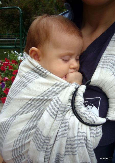 Somnic de bebe linistit